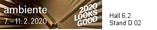 AMBIENTE 2020 Banner